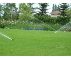 Terreno terra/pulizie sistemazione con ruspa