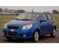 Chevrolet AVEO 1.2 5p LT GPL