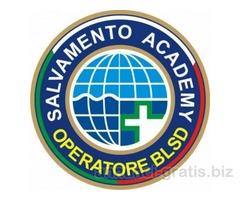 Corso BLSD uso Defibrillatore Trapani e Sicilia