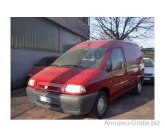 Vendo Fiat Scudo del 2002 Euro 3