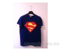 T-Shirt Superman Uomo Taglia S - 12 Euro - Correggio(RE)