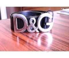 Cintura Uomo D&G originale - 20 euro - Correggio(RE)