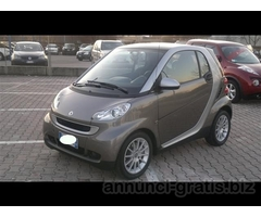 vendo SMART FORTWO '09 PASSION 1000CC BENZINA SEMINUOVA BLOCK SHAFT OMAGGIO