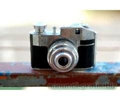 macchine fotografiche vintage anni 30/50/60/70