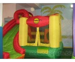 happy land sala feste con giochi gonfiabili catania