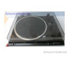 Vendo Giradischi technics SL-BD20D