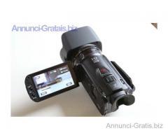 Vendo Videocamera Canon Legria G25 semipro ultimo modello