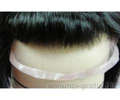 Protesi del capello nuova mai montata