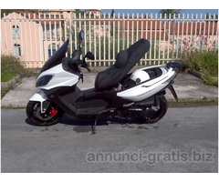 Kymco Xciting 300R Bianco