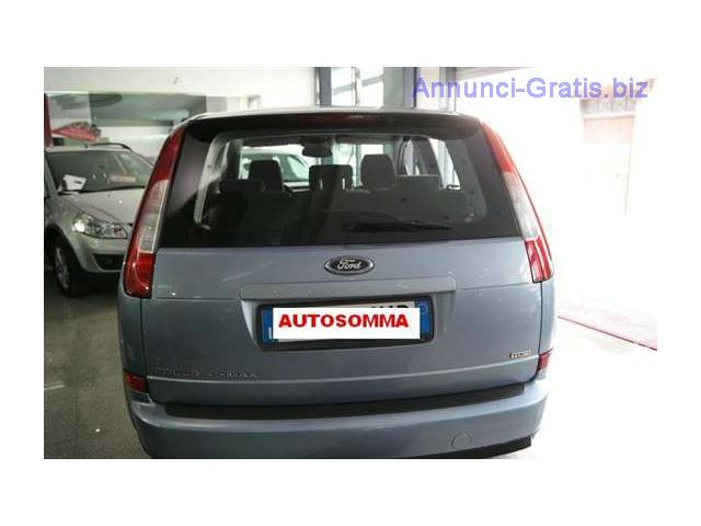 vendo ford focus c max 1 8 tdci 115 cv ghia 2005 km 71171 castellamare di stabia annunci. Black Bedroom Furniture Sets. Home Design Ideas