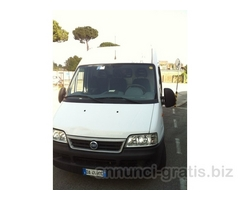 Fiat DUCATO, ottima meccanica, euro 5.000