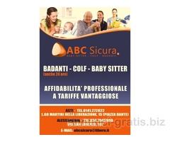 ABC SICURA - Assistenza anziani, bambini e disabili