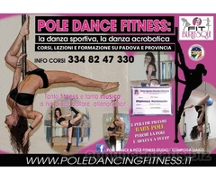 POLE DANCE PADOVA - PROVA GRATUITA DI POLE DANCE