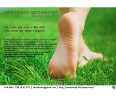 Corso di Stretching Biodinamico