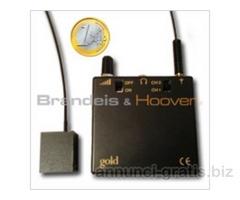 Microspia UHF con Ricevitore Amplificato