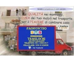 Traslochi &Trasporti