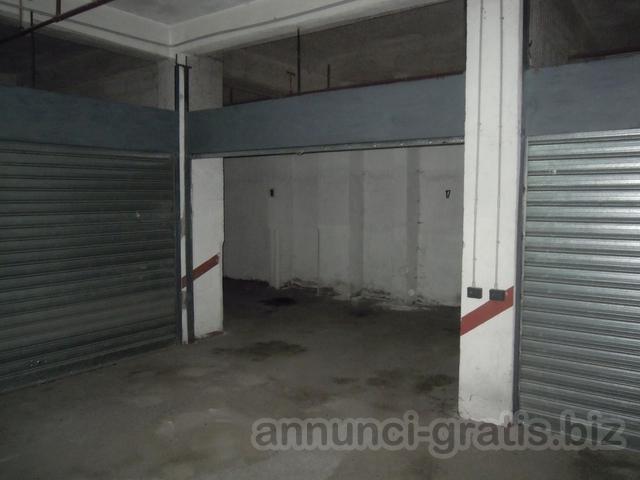Fittasi box auto nel pieno centro storico a Benevento in zona ZTL