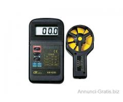 Anemometro digitale a ventolina Lutron AM4200