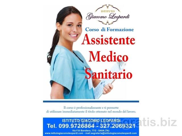 assistente medico sanitario