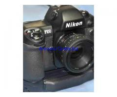 Nikon F100 e batery gryp