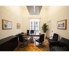 Affitta il tuo ufficio nel centro di Roma via veneto