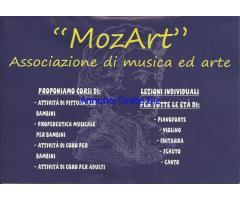 MozArt associazione di Musica ed Arte