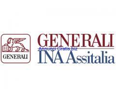Generali INA Assitalia ricerca professionisti da formare e da inserire nell'area dedicata alla gesti