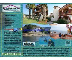 Case vacanza sul mare in Sicilia sud Orientale