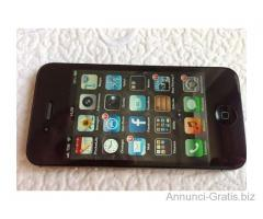 IPhone 4S 16gb nero