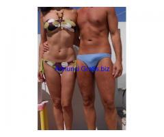 Massaggio rilassante a 4 mani. Paola e Tony Cugini