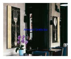 quadri e stampe per cucina e living