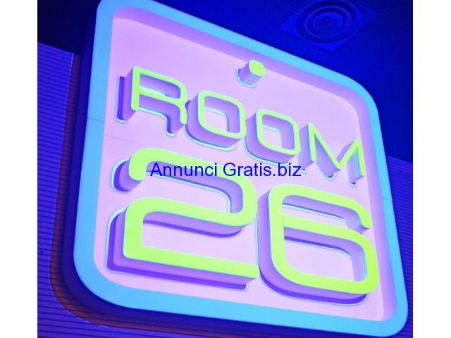 Room26 il Club House di Roma 06