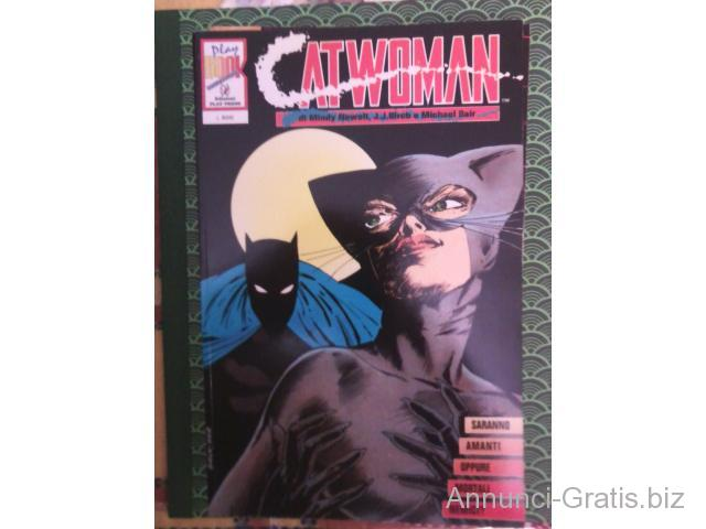 Play Book Collection-Catwoman
