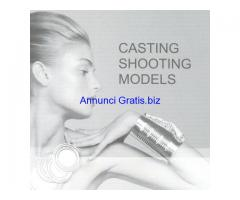 Casting Moda Shooting Brand Sfilate