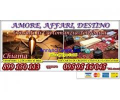 Consulti Telefonici di cartomanzia 899 150 113