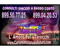 CARTOMANTI ESPERTI DI STUDIOFUTURO A BASSO COSTO 899.50.77.25