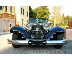 Mercedes-Benz - Modello 500 K replica anni 30 permuto