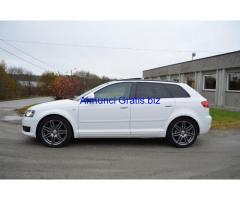 Audi A3 2.0 TDI.S-Line.SB.pano