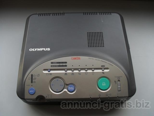 Stampante Olympus Camedia P-330E a colori ottimo stato