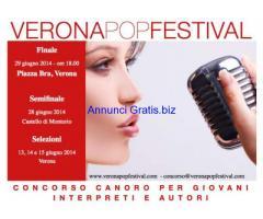 Concorso canoro per interpreti e autori