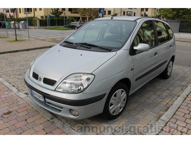 Renault Scenic 1.6 16v gpl