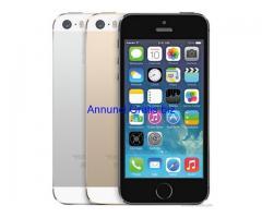 vendo iPhone 5 s 32gb,16gb e 64gb