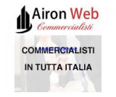 Airon web piattaforma per la ricerca di commercialisti in tutta Italia.
