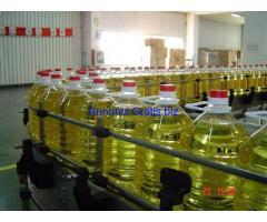 Olio di girasole raffinato
