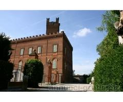 Colline del Monferrato - Sposarsi in Piemonte Castello Uviglie