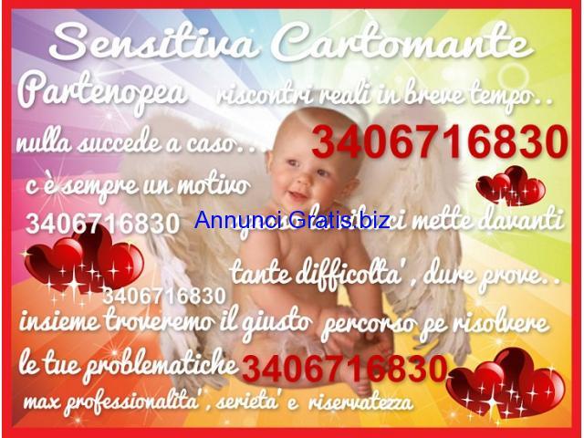 Sensitiva Cartomante Napoletana