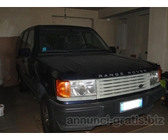 Si vende Range Rover TD 2.5
