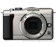 Olympus E-PL1 e obbiettivi