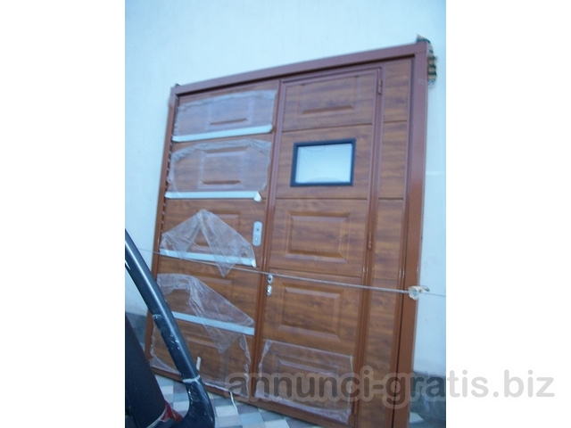 Porta basculante per garage reggio nell 39 emilia annunci for Piani porta garage gratuiti