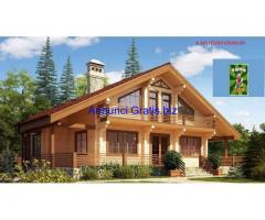 case in legno mobili